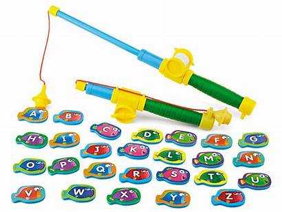 Letter Learning Magnetic Catch Alphabet Lakeshore Games