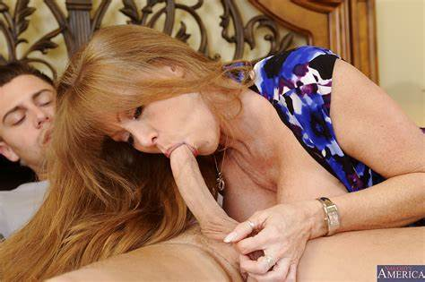 Red Haired Submissive  Swallow In Mouth Licking