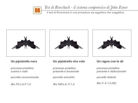 amaca finanza on line rorschach test tavole 28 images test di rorschach