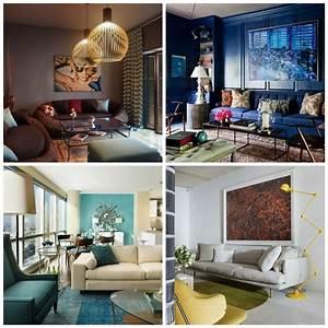 Couleur De Peinture Pour Salon : peinture pour salon quelle couleur choisir ~ Melissatoandfro.com Idées de Décoration