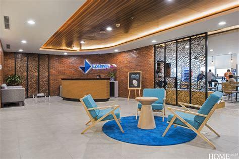 homecoid inspirasi sentuhan lokal desain kantor