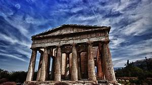 Decor Greece Architecture Greek Architecture Wallpapers