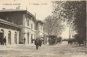 Gare De Bollène : cpa france 84 orange la gare 84 vaucluse orange ~ Medecine-chirurgie-esthetiques.com Avis de Voitures