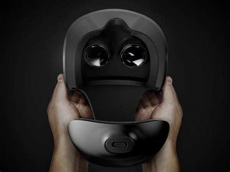 concept oculus bridge vr headset