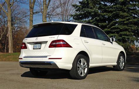mercedes ml 350 bluetec suv review 2014 mercedes ml 350 bluetec 4matic driving