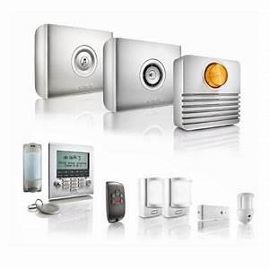Castorama Alarme Maison : alarme sir ne transmetteur gsm d tecteurs somfy ~ Edinachiropracticcenter.com Idées de Décoration