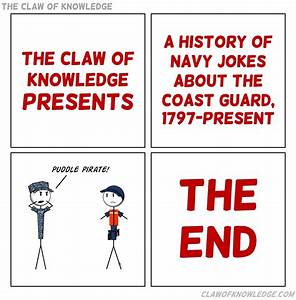 The Claw of Knowledge: History of Navy Jokes
