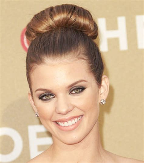 Celebrity Updo Hairstyles Pictures to Pin on Pinterest