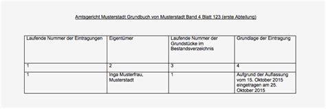 berechtigtes interesse grundbuch woher bekommt einen grundbuchauszug kundenbefragung fragebogen muster