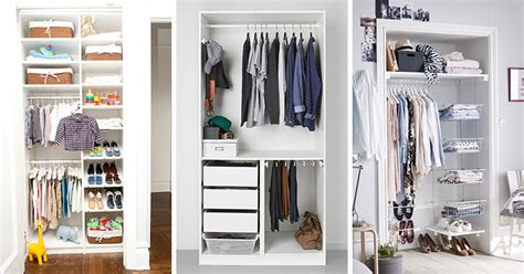 small closet storage ideas 9 storage ideas for small closets contemporist
