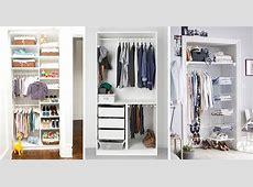 9 Storage Ideas For Small Closets CONTEMPORIST