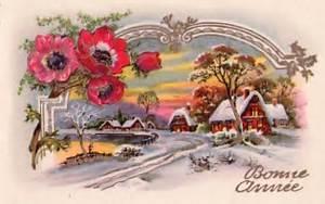 Carte Nouvelle Année : fete bonne annee ~ Dallasstarsshop.com Idées de Décoration