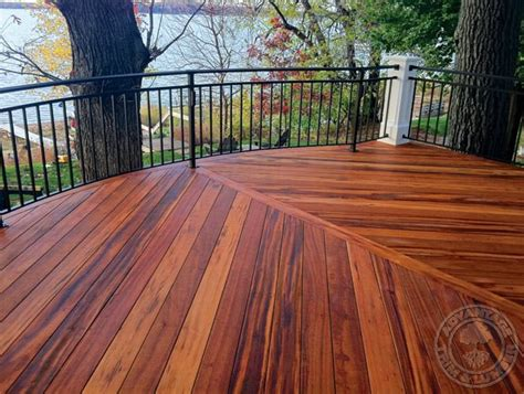 ipe  tropical hardwood decking landscaping network