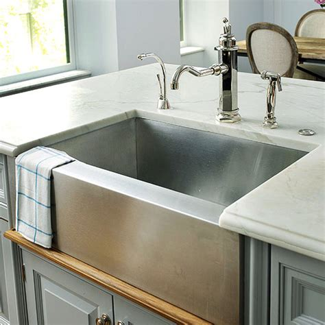 farmhouse kitchen cabinets sink design ideas  awesome pictures