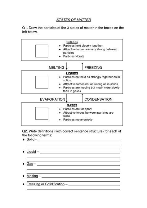 science worksheet category page  worksheetocom