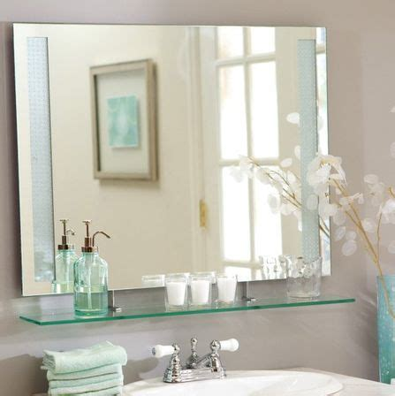 frameless bathroom mirror  reasons   wont