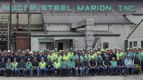Financial service in marion, ohio. Nucor upgrading 100-year-old Ohio plant - Charlotte Business Journal