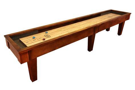 16 foot shuffleboard table 16 foot sloan maple shuffleboard table mcclure tables