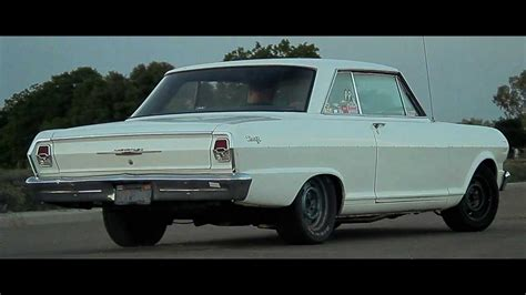 1962 Nova Exhaust