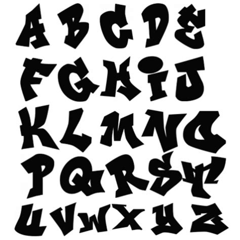 bureau vintage design stickers alphabet graffiti 1 lettre stickers malin