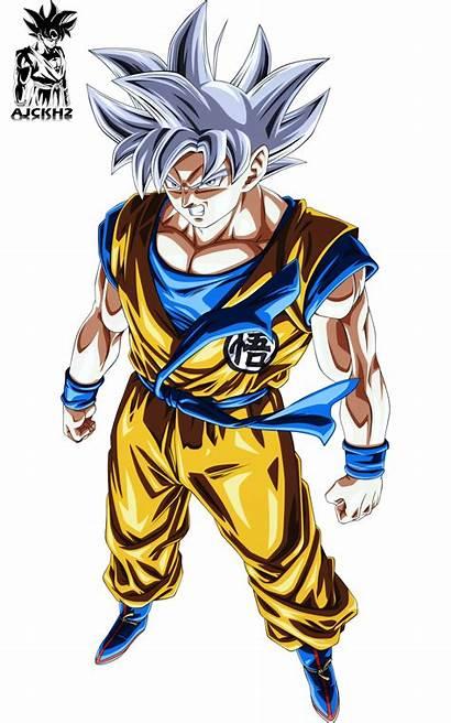 Goku Instinct Ultra Dragon Ball Super Saiyan