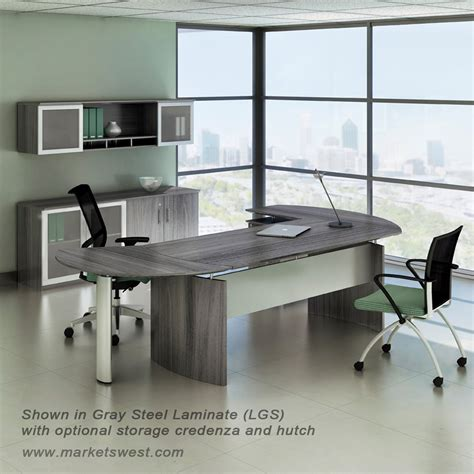 left handed l shaped desk medina series 63 quot executive l shaped desk suite 8 left