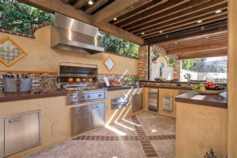 Trendige Ideen Für Die Outdoor Küche Im Garten Trendomatcom