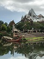 Expedition Everest, Bay Lake, Florida - Great view of ...