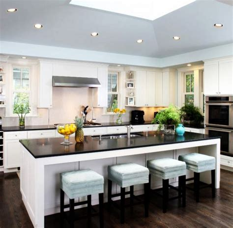 brilliant modern kitchen islands   love home