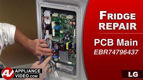 lg refrigerator pcb main control circuit board