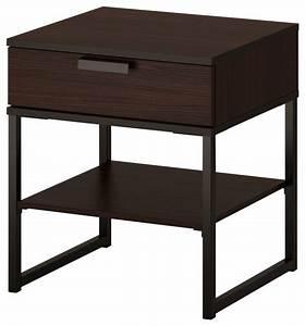 Ikea Table De Nuit : trysil moderne table de chevet et table de nuit par ikea ~ Teatrodelosmanantiales.com Idées de Décoration