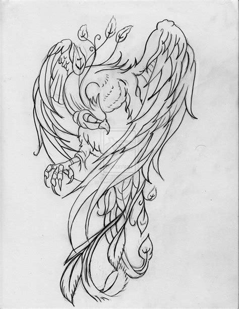 Phoenix tattoo design by green2106.deviantart.com on @deviantART | Tatts | Phoenix tattoo design