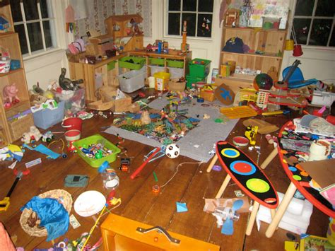 Toy Room Forecast
