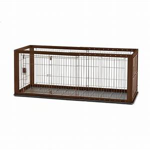 crates pallet 125 in x 6625 in x 95 in growler With adjustable dog crate