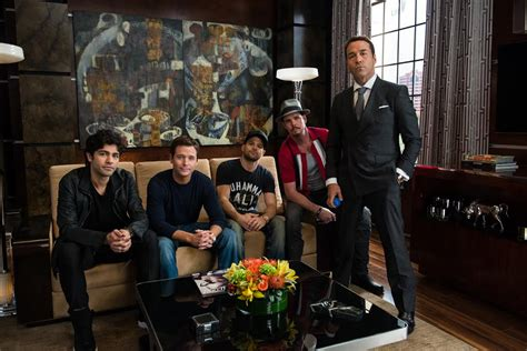 'Entourage' - From HBO TV Series to a Major Motion Picture ...