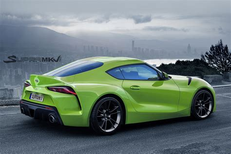 toyota celica engine 2019 toyota supra might be influenced by ft 1 concept
