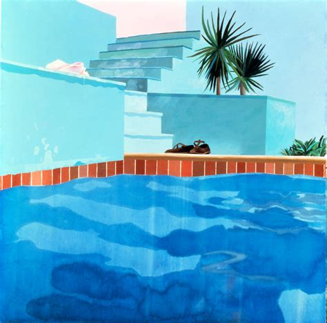 David Hockney's Portrait Of The Marriage Of Fred And