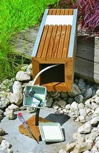 Gartensteckdose Ohne Zuleitung : gartenlampe aus plexiglas holzarbeiten m bel ~ Orissabook.com Haus und Dekorationen