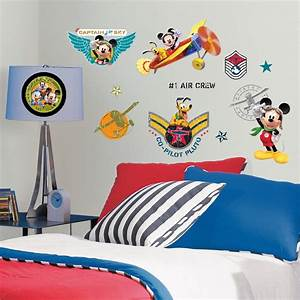 mickey mouse wall decals baby n toddler With mickey mouse clubhouse wall decals