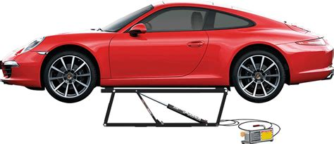 Portable Car Lift System For Home