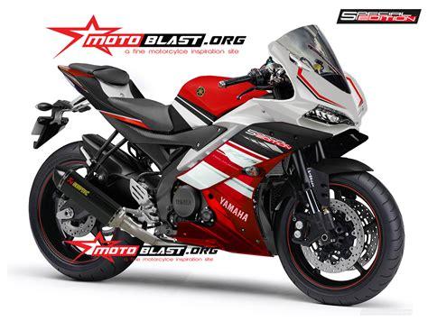R 15 Modif by Modif Yamaha R15 New Perspektif Special Edition Motoblast