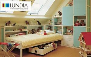 Lit Enfant 4 Ans : chambre enfant 4 10 ans chambres enfant decofinder ~ Teatrodelosmanantiales.com Idées de Décoration