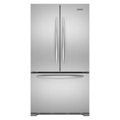 kitchenaid refrigerator door kitchenaid kfcs22evms 21 9 cu ft door
