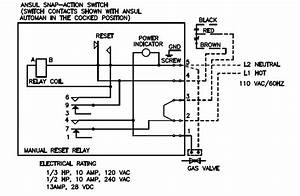 Gas Solenoid Valve Wiring Diagram