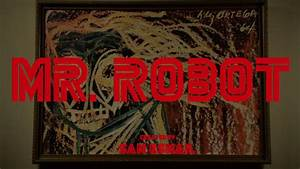 "Are These Gorgeous Opening Images The Key To ""Mr. Robot ..."