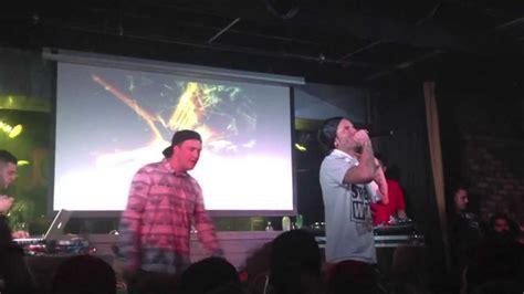 Riff Raff live in Calgary Canada June 2013 (Neon Icon Tour ...