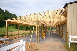 Volunteer Building Systems Robert Henard Horse Barn