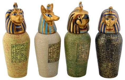 canap ik canopic jars of ancient