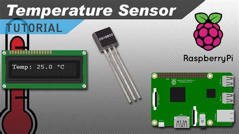 2 pi鐵es cuisine raspberry pi ds18b20 temperature sensor tutorial
