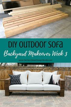 ana white outdoor  sofas diy projects outdoor